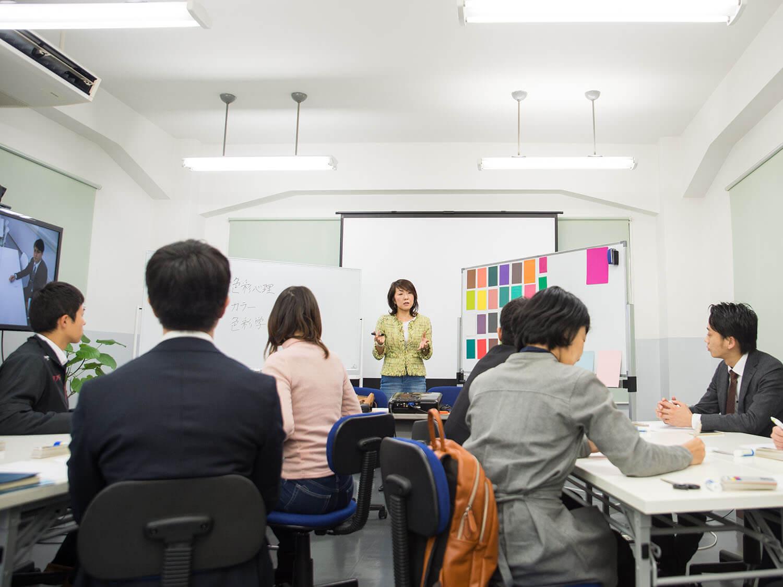 日本カラープランニング協会のイメージ